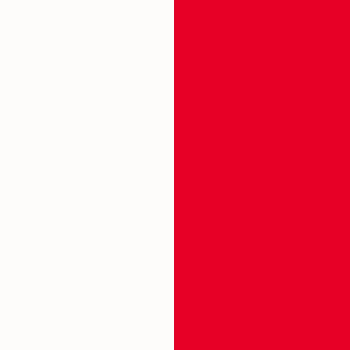 Blanco / Rojo